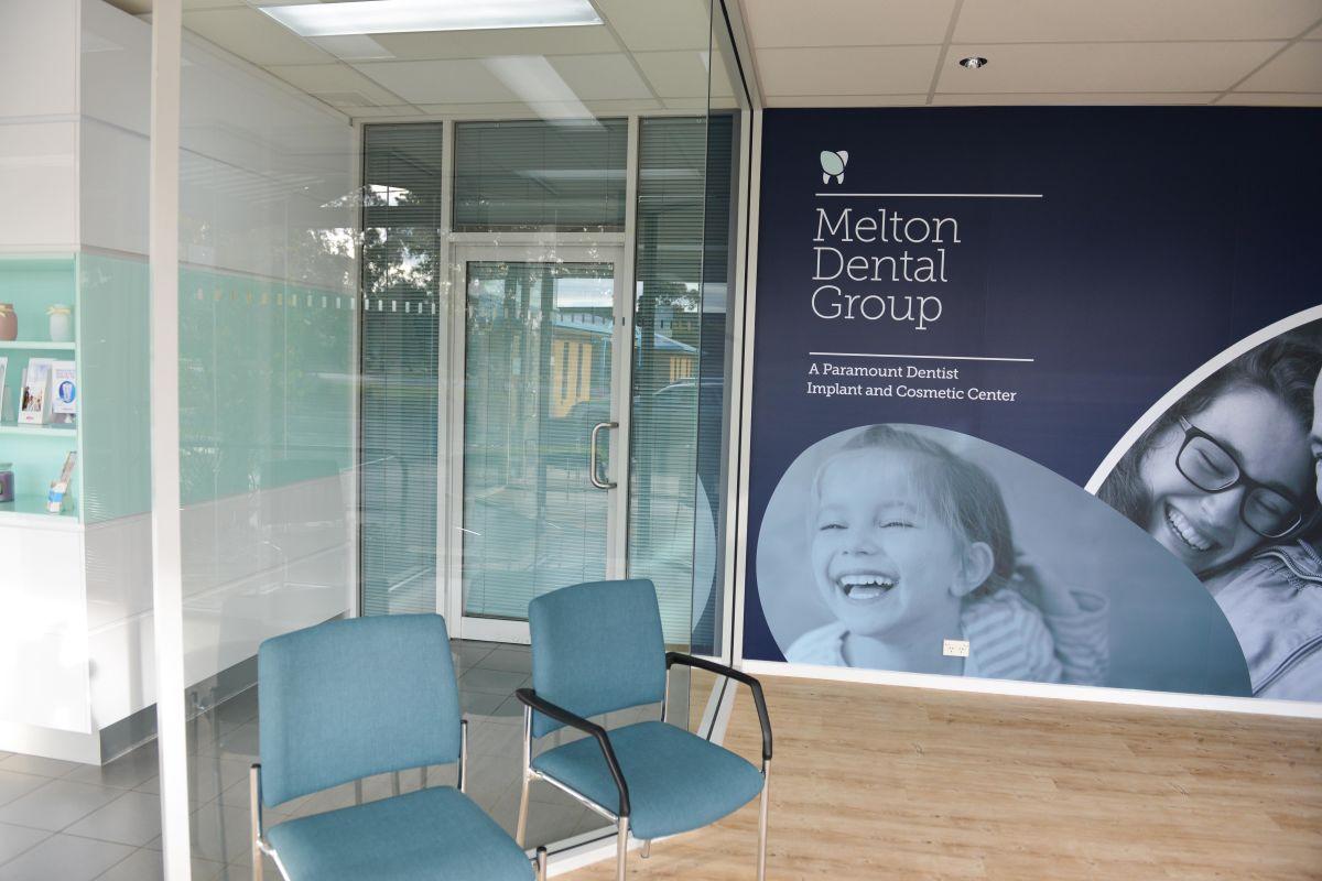 Melton Dental Clinic Waiting Room