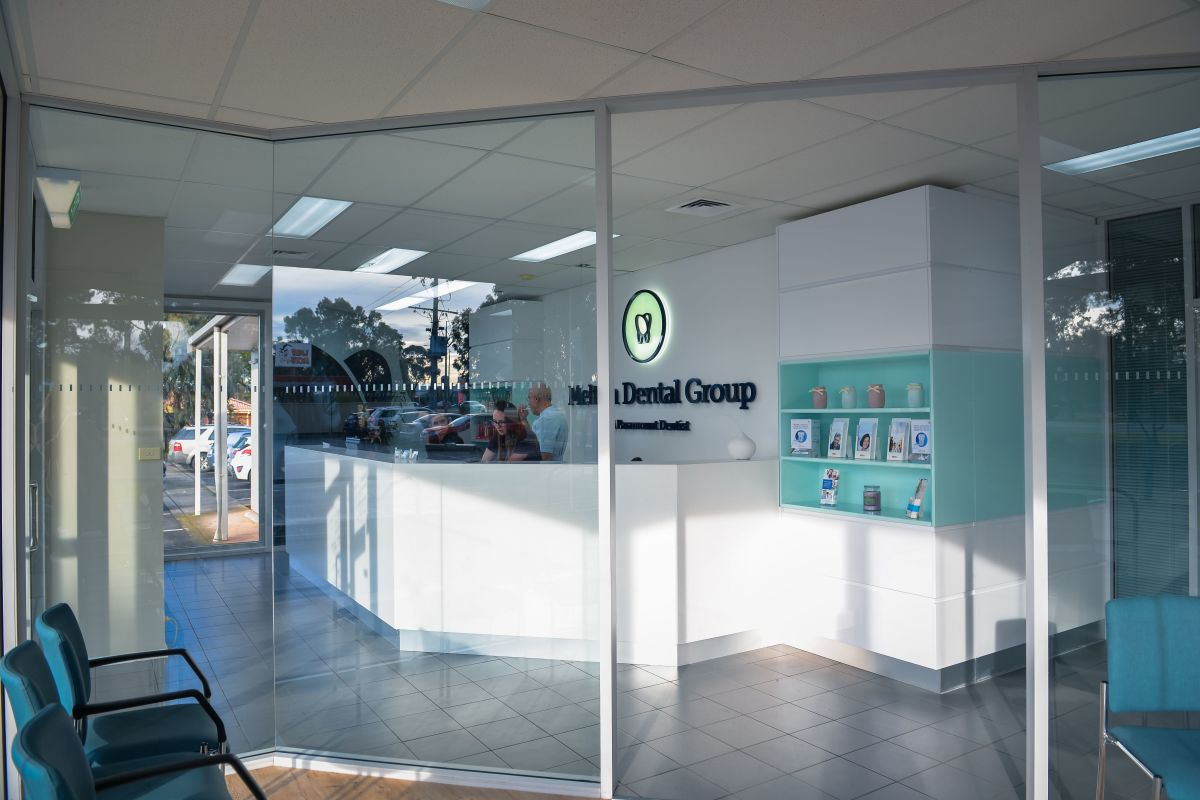 Melton Dental Clinic - office